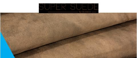 Super Suede by Quaker Decor